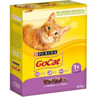 Go-Cat Cat Food - Chicken & Duck 825g