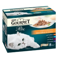 Gourmet Perle Chef's Collection Cat Food 12 x 85g