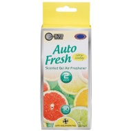 Auto Tech Auto Fresh Scented Gel Air Freshener - Citrus Medley 2pk