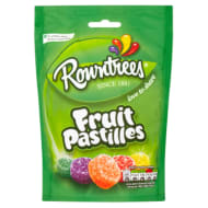 Rowntree's Fruit Pastilles Pouch 150g