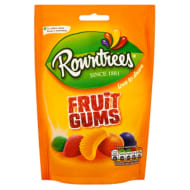 Rowntree's Fruit Gums Pouch 150g