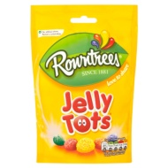 Rowntree's Jelly Tots Pouch 150g