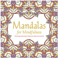 Mini Adult Colouring Book - Mandalas for Mindfulness