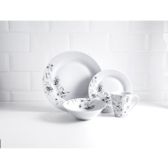 Karina Bailey Bird Dinner Set 16pc