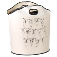 Beldray Laundry Bag - Home Sweet Home
