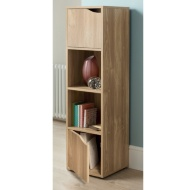 Turin 4 Cube Shelving Unit