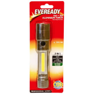 Eveready 5W & 3W Aluminium Torch