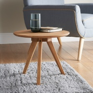 Jarvis Oak Side Table