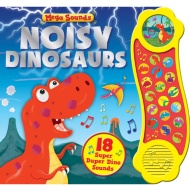 Mega Sounds Book - Noisy Dinosaurs