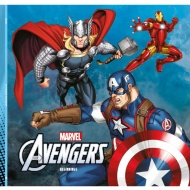Marvel Story Book - Avengers Beginnings