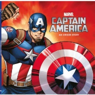 Marvel Story Book - Captain America: Origin Story