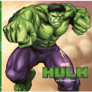 Marvel Story Book - Hulk: Origin Story