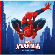 Marvel Story Book - Spider-Man: Origin Story