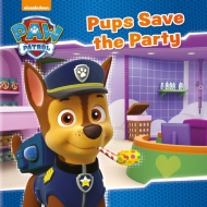 Paw Patrol Story Book - Pups Save the Party