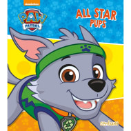 Paw Patrol Story Book - All Star Pups