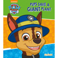 Paw Patrol Story Book - Pups Save a Giant Plant