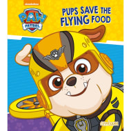 Paw Patrol Story Book - Pups Save the Flying Food