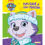 Paw Patrol Story Book - Pups Save a Teeny Penguin
