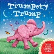 Mini Board Book - Trumpety Trump