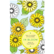 Little Book of Colouring - In Bloom