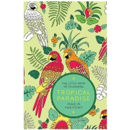 Little Book of Colouring - Tropical Paradise