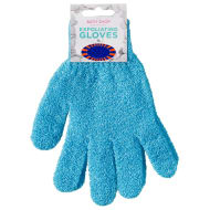 Exfoliating Bath Glove - Blue