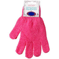 Exfoliating Bath Glove - Pink