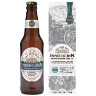 Innis & Gunn Hopped Bourbon Cask 330ml Gift Box