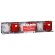 Essence Fragranced Votive Candles - Frosted Cranberry