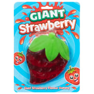 Giant Gummy Strawberry 170g