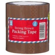 Packaging Tape 50mm x 30m 2pk