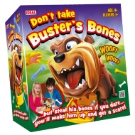 Don't Take Buster's Bones