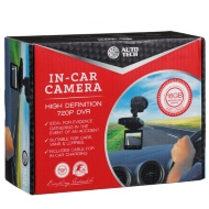 Auto Tech In-Car Camera HD 720p DVR
