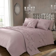Karina Bailey Rouche Bed in a Bag King Size