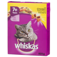Whiskas Tasty Filled Pockets - Chicken 825g