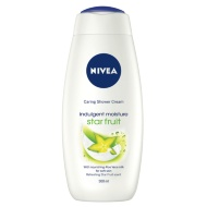 Nivea Indulgent Moisture Shower Cream Star Fruit 500ml