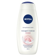 Nivea Indulgent Moisture Shower Cream Rose 500ml
