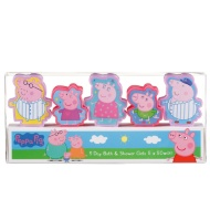 Peppa Pig Bubble Bath Set 5pc