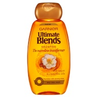 Garnier Ultimate Blends Shampoo - Argan & Camellia Oils 250ml
