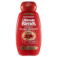 Garnier Ultimate Blends Shampoo - Argan Oil & Cranberry 250ml