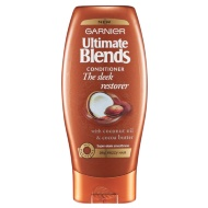 Garnier Ultimate Blends Conditioner - Coconut Oil & Cocoa Butter 250ml