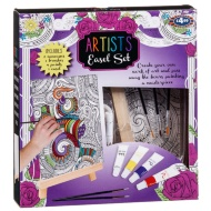 Artists Easel Paint Set 10pk