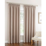 Oxford Stripe Fully Lined Curtain 90 x 90