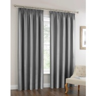 Oxford Stripe Fully Lined Curtain 66 x 90