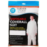 Turner & Gray Disposable Coverall Suit
