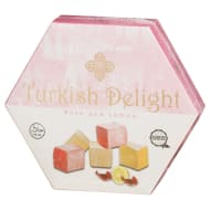 Turkish Delight - Rose and Lemon Flavour 200g