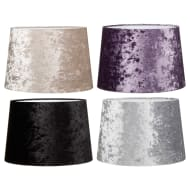 Crushed Velvet Light Shade