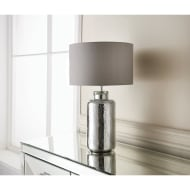 Paloma Mercury Table Lamp - Silver