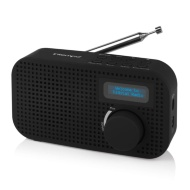 Intempo DAB/FM Radio - Black