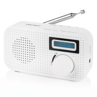 Intempo DAB/FM Radio - White